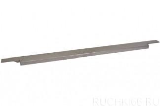 Ручка врезная (торцевая) L.296 мм